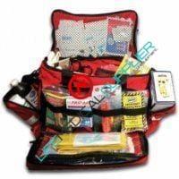Emergency Preparedness Kit with supplies-0