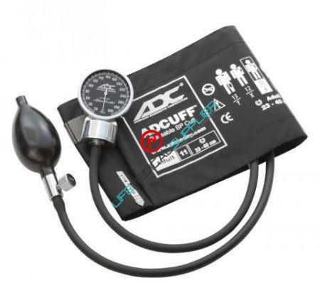 Diagnostix 700 Pocket Aneroid Adult Black-0