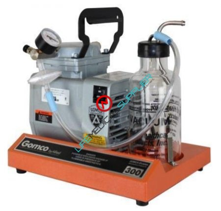 Gomco aspirator Model 300 glass bottle 115/60-0