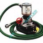LSP L063 demand valve 120 LPM w/ 6' Oxygen hose-0