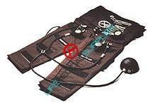 LSP Trauma Air pants - 1 gauge, pump and case-0