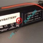 Battery 12V/ 2.9AH for Sscor 2100-0