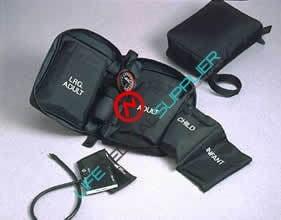 ADC Multikuf blood pressure kit 3 cuff, black-0