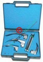 Fiber Optic Laryngoscope Set - Macintosh-0