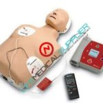 AED Little Anne training system M3756A-0