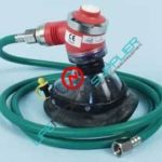EMT resuscitator L576-020 w/hose and cuffed adult mask-0