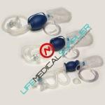 Manual Bvm Gooseneck infant/ neonate 2 masks-0