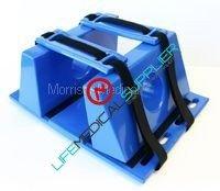 Morrison Medical Pediatric Super Blue Head Immobilizer-0