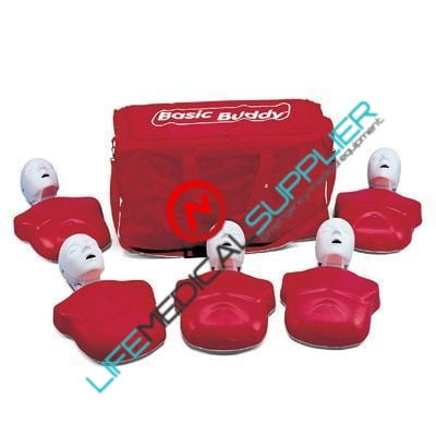 CPR torso low budget 5 manikins pack-0