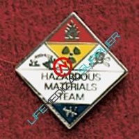 Uniform Pin HAZMAT Ref: 001-X360-0