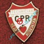 Uniform Pin CPR TEchnician Ref: 001-X505-0
