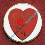 Uniform Pin CPR saves Ref: 001-X534-0