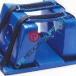 "Head Immobilizer 'SUPER BLUE "" Reusable-0"