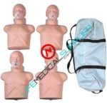 Economy Adult Sani-Manikin (4 pk.) with Carry Bag-0