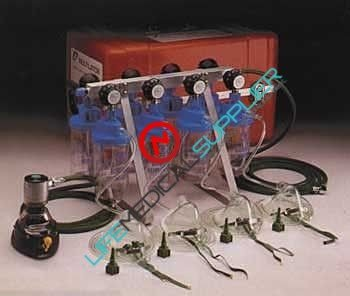 LSP multilator, 8 C.F. assemblies with humidifiers-0
