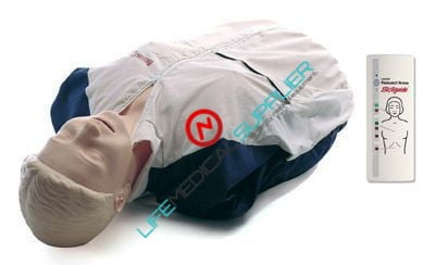 Resusci Anne CPR Torso with Skillguide-0