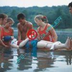 CPR water rescue manikin 165 cm-0