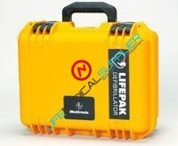 Hard Shell Carrying Case for Lifepak 500-0