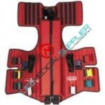 O.R.V. PLUS VEST RED AND CARRYING CASE-0