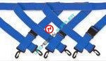 STRAP-PAK Speed Clips White or Blue-0