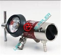 LSP L270-220 all brass regulator 0-25lpm 2 DISS, barb outlet-0