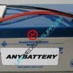 Battery pack 16v, 2.7ah Lifepack 9-0