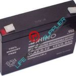Battery 12V/ 2.8AH for Dinamap Critikon 8100-0