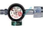 Compact preset air regulator CGA-346 nut & nipple-0