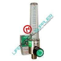 Timeter Oxygen flowmeter 0-15 lpm w/Chemetron adapter-0