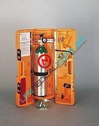 Portable resuscitation system L175-200 w/cylinder type D-0