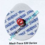 MEDI-TRACE™ 530 ECG Conductive Adhesive Electrodes Foam 600/Case-0