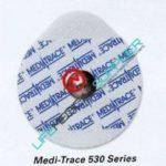 MEDI-TRACE™ 530 ECG Conductive Adhesive Electrodes Foam 600/Case-0