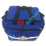 Basic trauma kit with supplies - Royal blue --1138