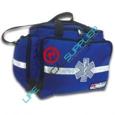 Basic trauma kit with supplies - Royal blue --0