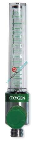 Oxygen flowmeter 15 LPM 1/8 FNPT-0