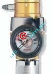 Compact regulator OPA520 0-15 lpm CGA-540 BARB OUTLET-0