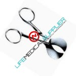 "ADC Umbilical cord Scissors 4""-0"