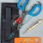 RESCUE-TEC Holster Set Blue Shears-0