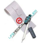 ADC EKG Caliper-0