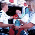 EMS TITAN Oxygen regulator 0-25 lpm barb outlet MPR-803-0