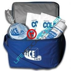 Coach's Cooler Bag With Supplies-0