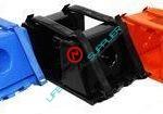 1420 Reusable Head Immobilizer - Black --0