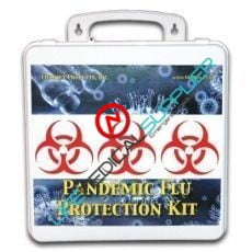 One Person Pandemic Flu Kit - Complex w/Supplies-0