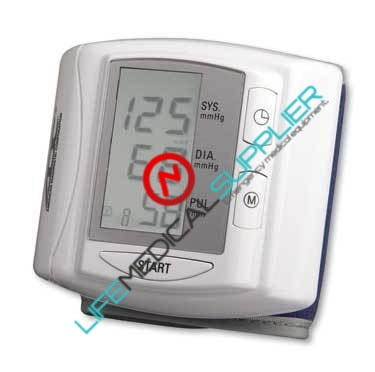 ADC 6015 advantage Digital Wrist BP monitor-0