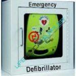 Defibrillator Cabinet for Zoll AED-0