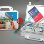 Construction First Aid Kit w/supplies-0