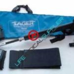 Sager Bilateral traction splints S-304-0