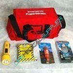 Emergency Preparedness Responder W/Supplies-0