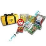 Emergency Response Bag With Supplies-0