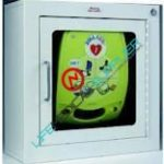 Defibrillator Metal Cabinet With Alarm for Zoll AED-0